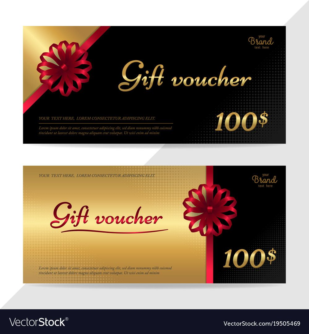 Gift certificate voucher gift card or cash coupon template in gift certificate voucher gift card or cash coupon template in vector format download yelopaper Gallery