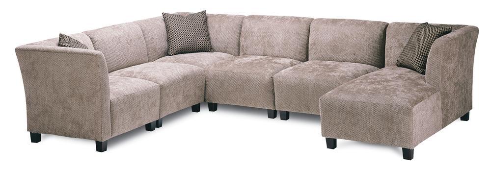 Marvelous Charing Cross Sectional Sofa By Rowe Living Room Sectional Short Links Chair Design For Home Short Linksinfo