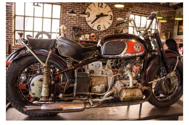 Von Dutch Xavw Motorcycle Cars Bikes Past Present Future