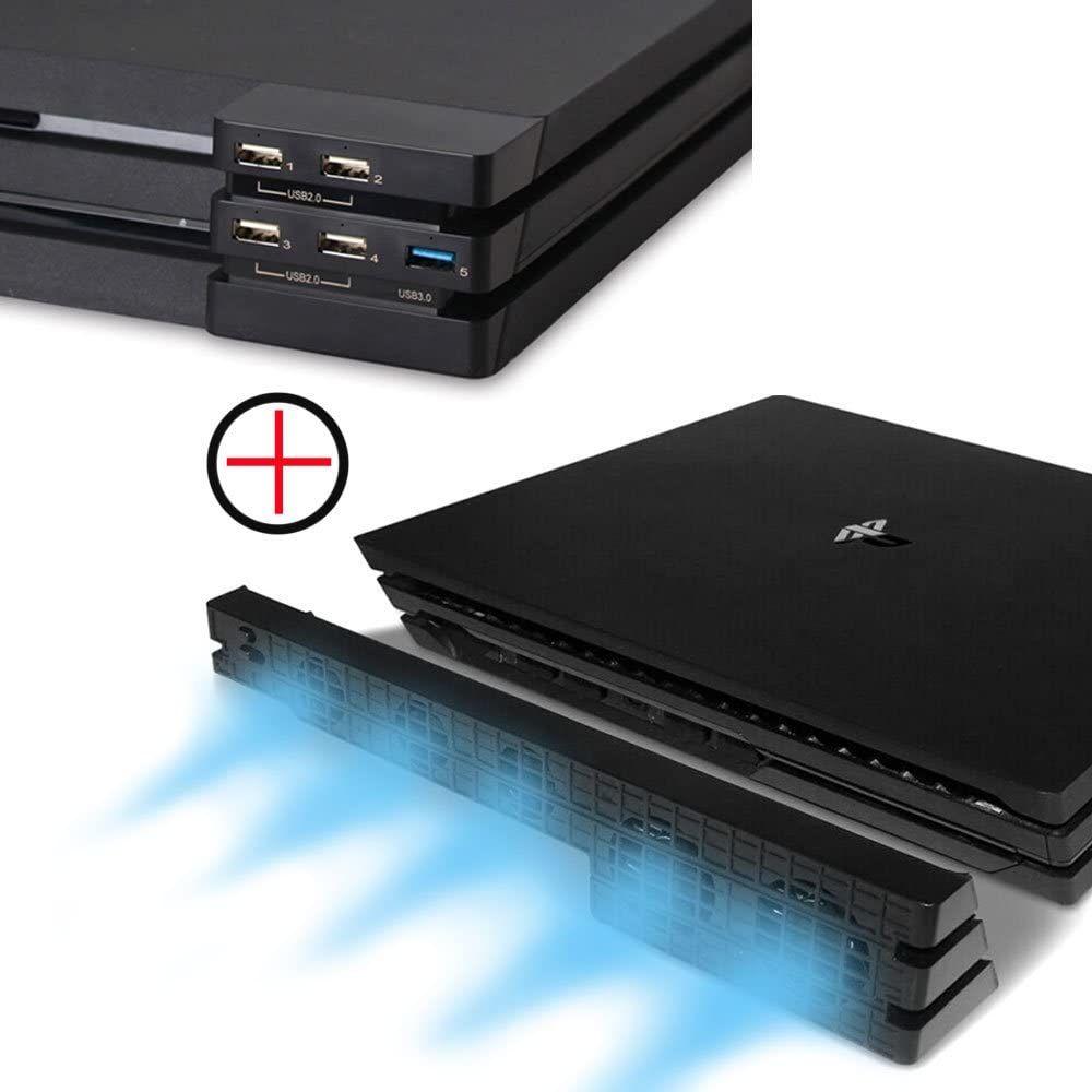Inturbo Cooler Ampusb Hub Combo Kit For Psproelecgear Auto Sensor