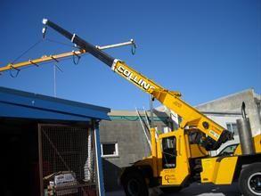 Franna AT-15 from Collins Lifting Ltd | Truck Cranes