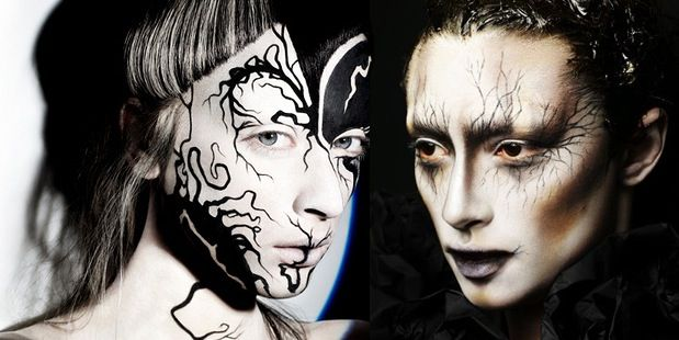 Makeup Artist: Alex Box   FASHION Makeup artists   Makeup ...