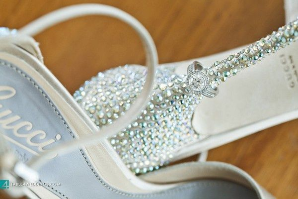 Gucci Wedding Shoes Gucci Wedding Shoes In Loveee Wedding Shoes Bride Shoes Glittery Shoes