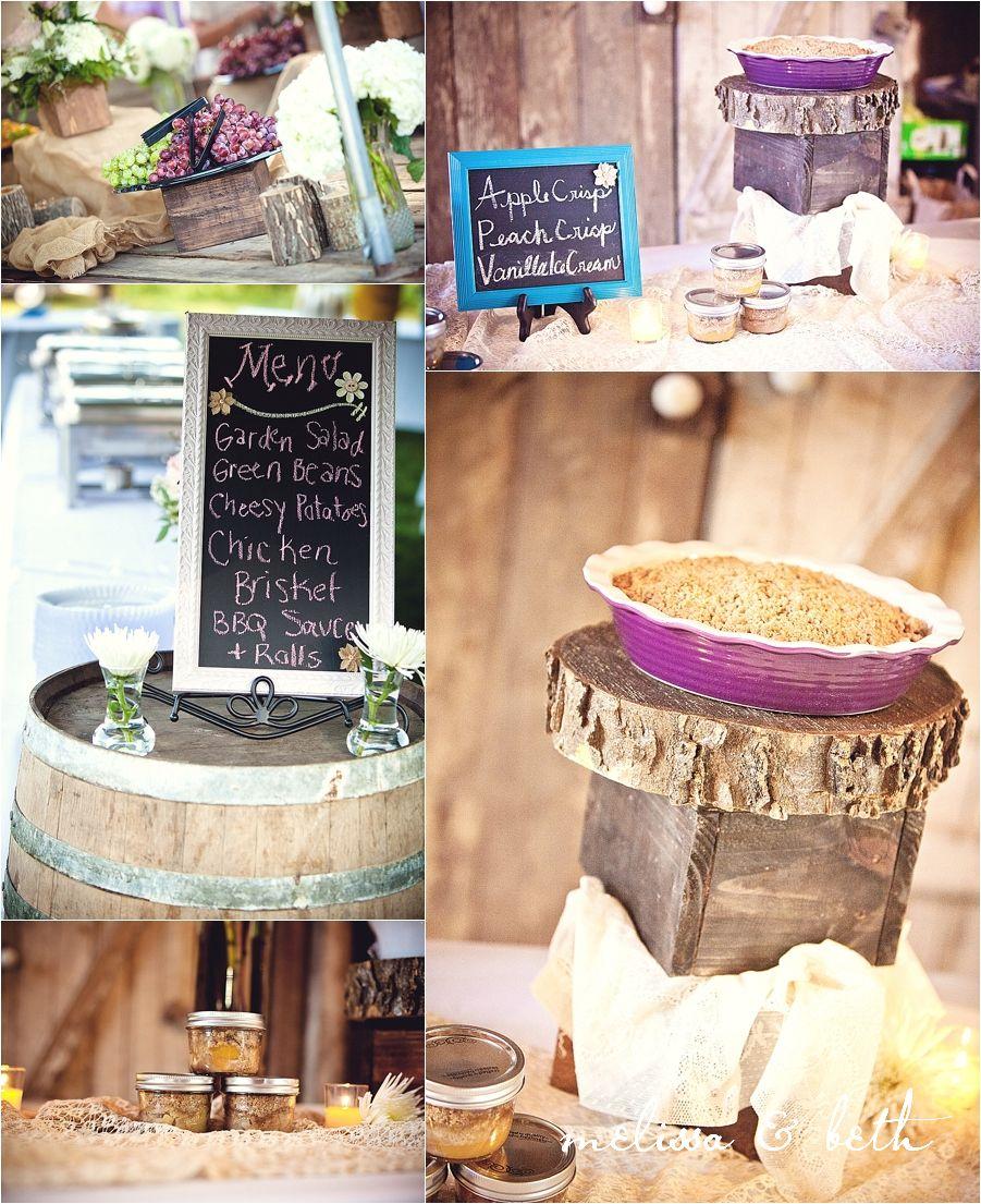 Barn wedding shelby jason married kansas wedding