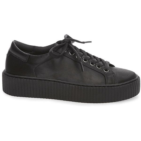 705513a03b2 Steve Madden Casey Sneakers ( 80) ❤ liked on Polyvore featuring shoes