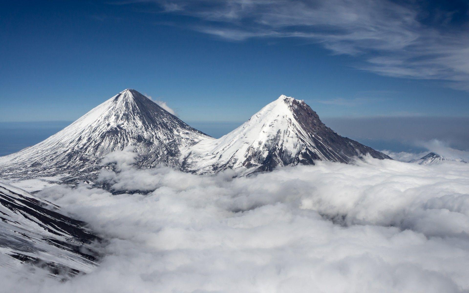 Montaña Nevada Hd: Fondo De Pantalla Montanas Con Cumbres Nevadas HD