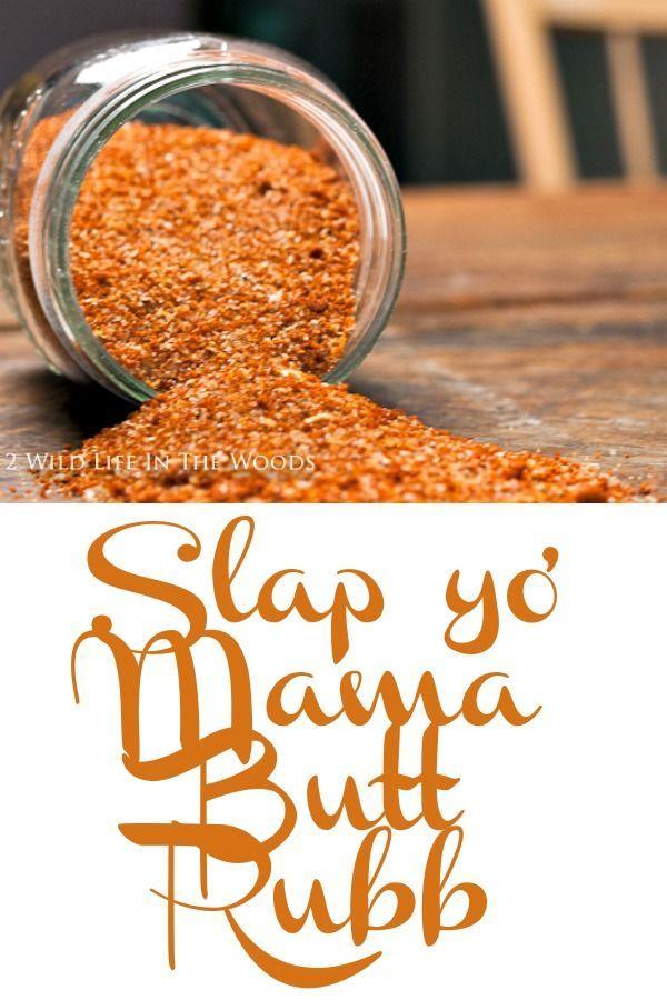 Slap Yo' Mama Butt Rub - That Susan Williams