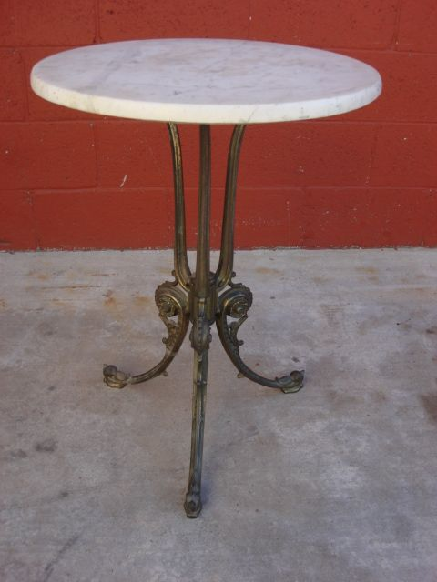 French Antique Bistro Table French Antique Furniture