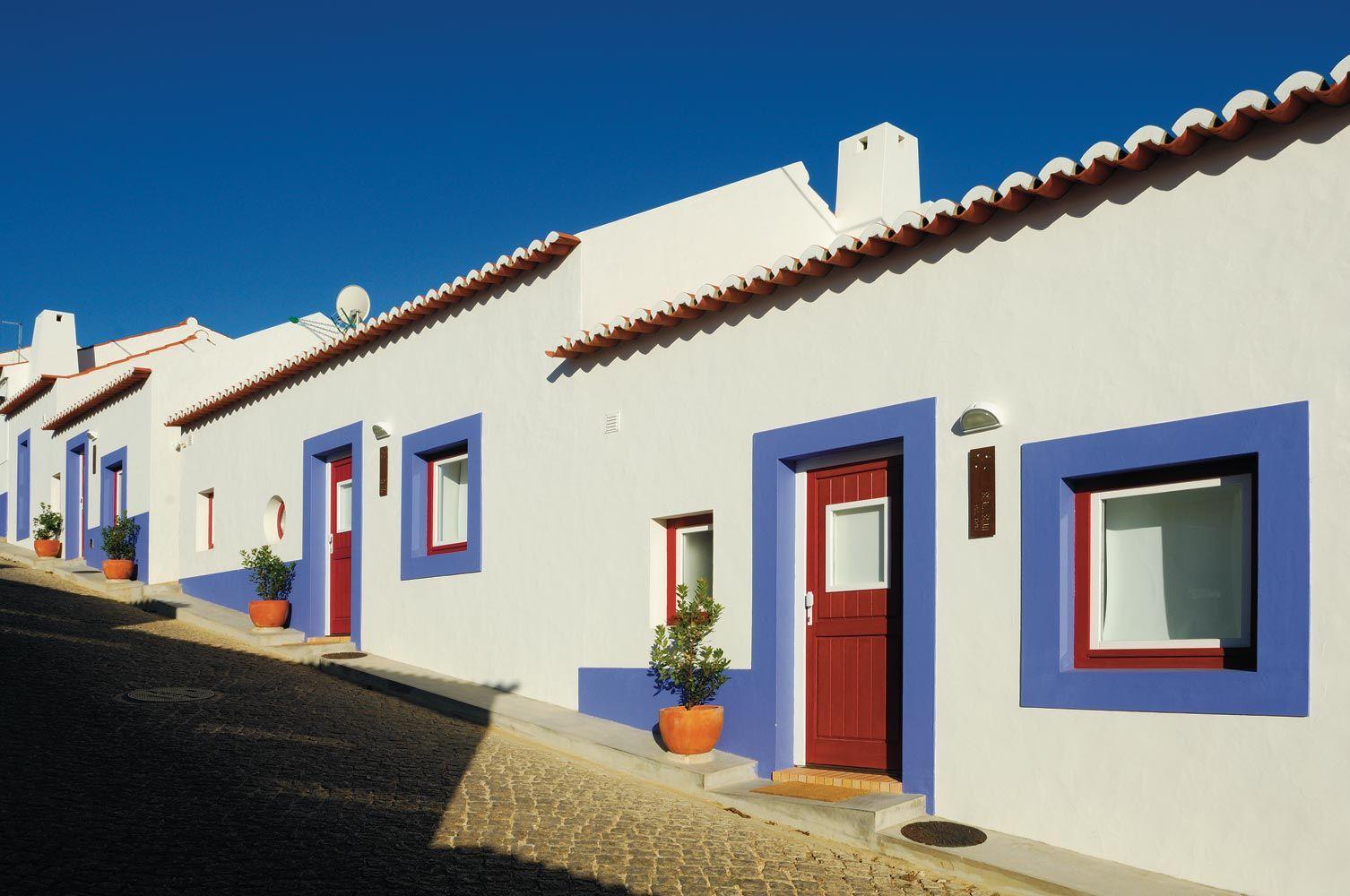 Casas do Moinho, Odeceixe (Algarve), Portugal imagens