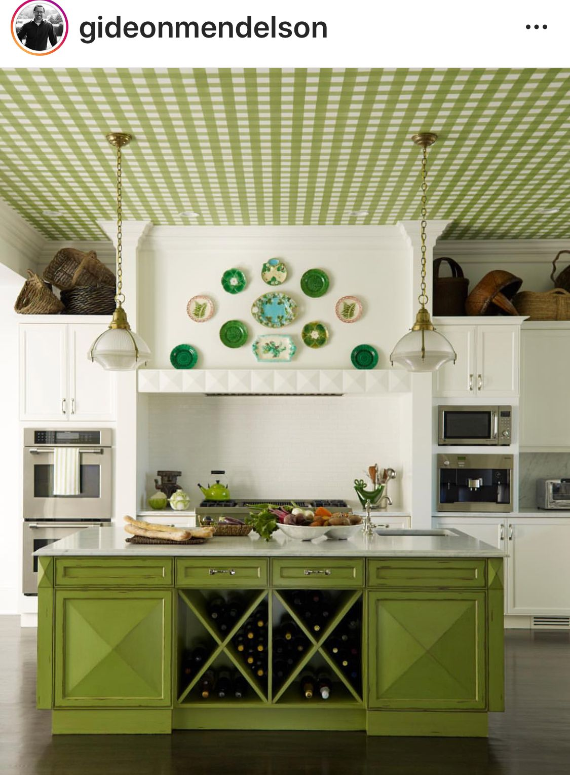 This Kitchen Is An Example Of Monochromatic Color Scheme