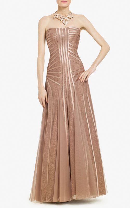 Discount Bcbg Magnolia Strapless Evening Gown Sale [Discount Bcbg ...