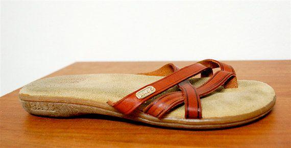 Flip flop sandals, Bass sandals, Flip flops