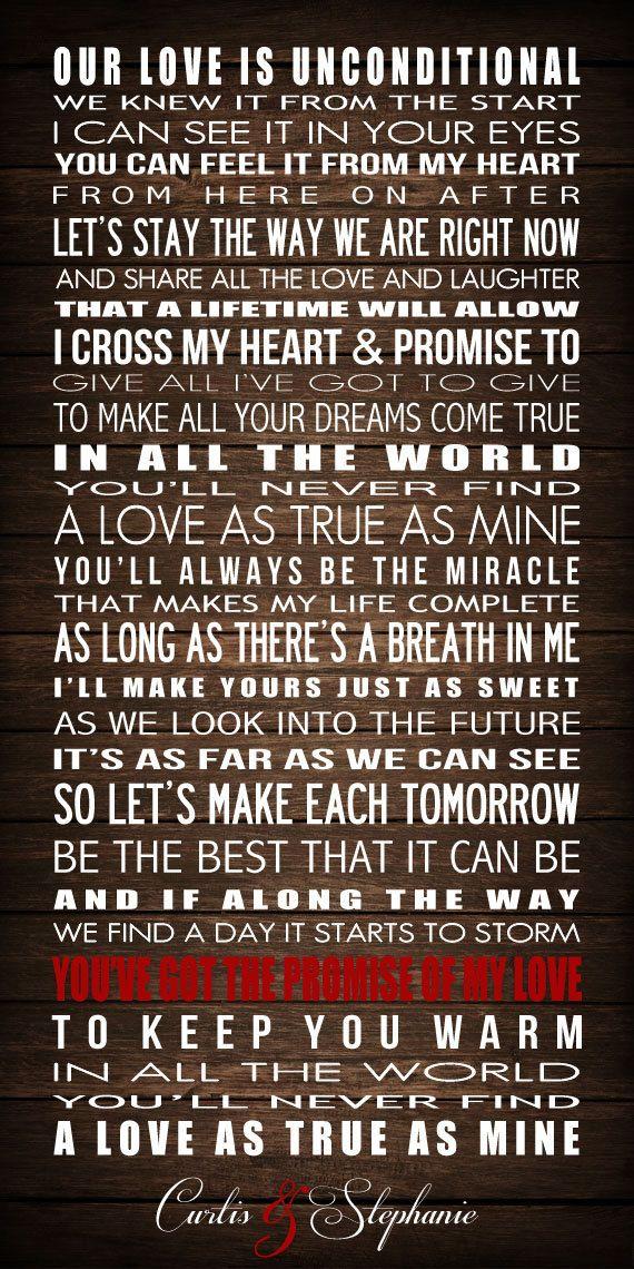 country song lyrics