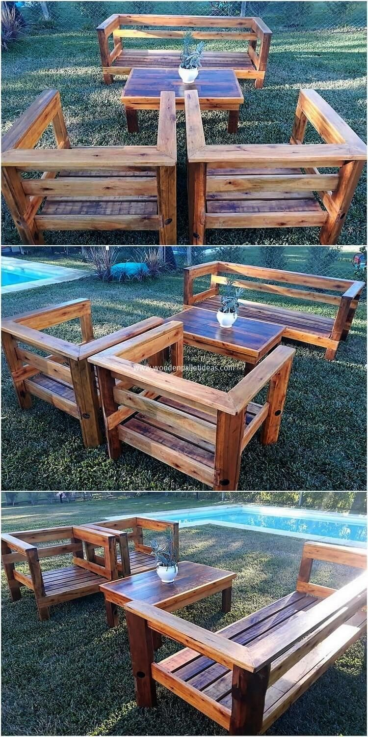ideasamazing amazing pallets pallet wooden ideas home uses ...