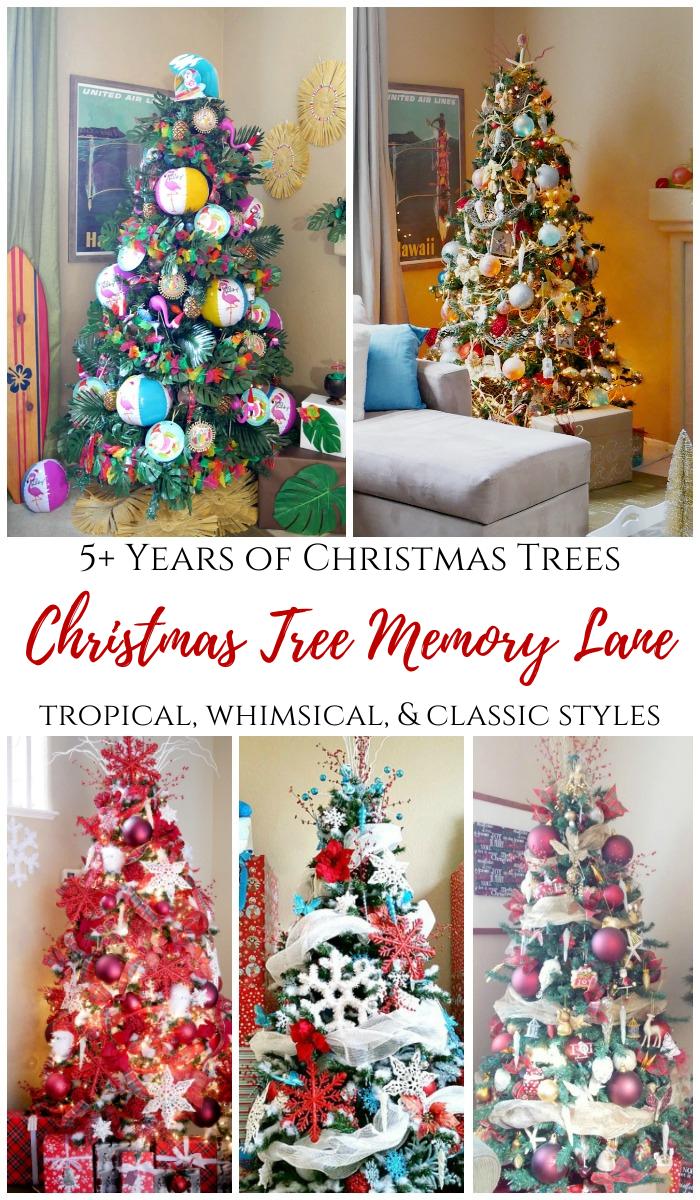 Christmas Tree Memory Lane In 2020 Christmas Tree Memories Christmas Tree Themes Christmas Tree Inspiration