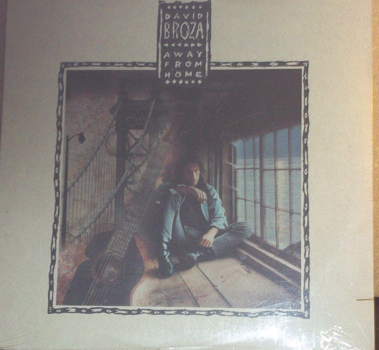 David Broza Away From Home Sealed Vinyl Rock Record Album by RASVINYL on Etsy