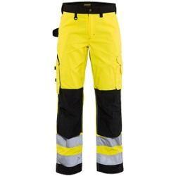 Blakläder® Damen Warnschutzhose 7155 gelb Größe 21Büroshop24.de