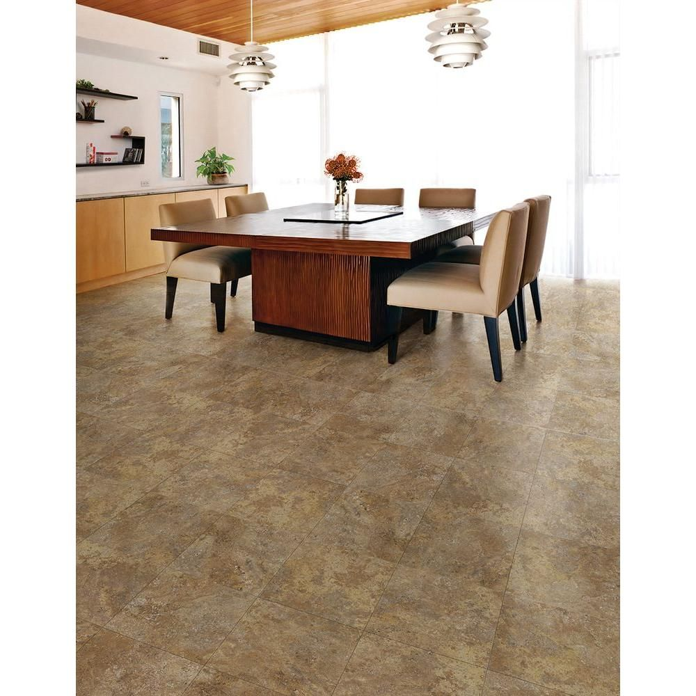 Premium 12 In X Montana Slate Vinyl Tile 30 Sq Ft Case