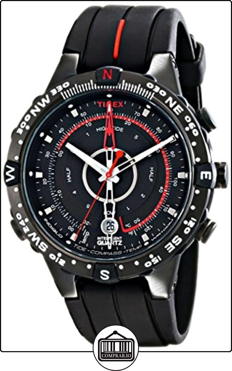 5505a127ba26 Timex T2N720D7 - Reloj de cuarzo para hombres