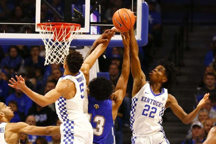Young Kentucky Remains Team to Beat in Improved SEC