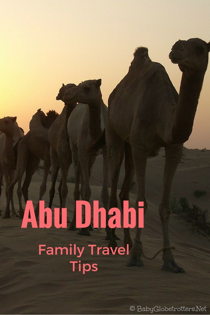 Abu Dhabi Family Travel Tips a podcast with Keri of www.babyglobetrotters.net appearing on Just Go Places Blog