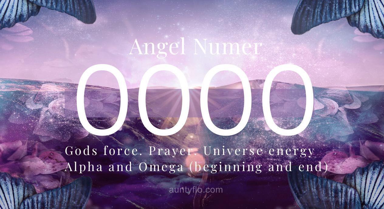0000 Angel Number