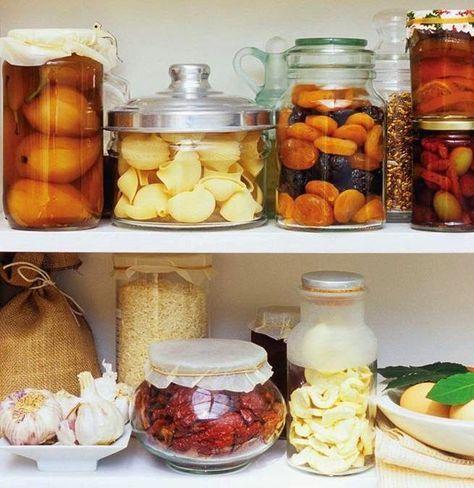 tipos de conservantes naturales para alimentos