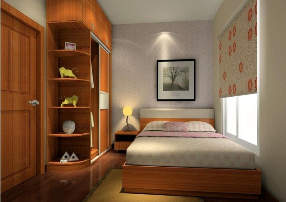 find this pin and more on decor 7 awesome small bedroom design - Small Bedroom Decorating Ideas