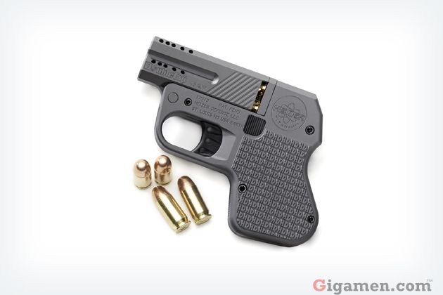 """Double Tap  http://heizerfirearms.com/  Since I don't have a """"firearms"""" board, I filed it under """"Just For Fun""""   ... it really is very necessary though!"""