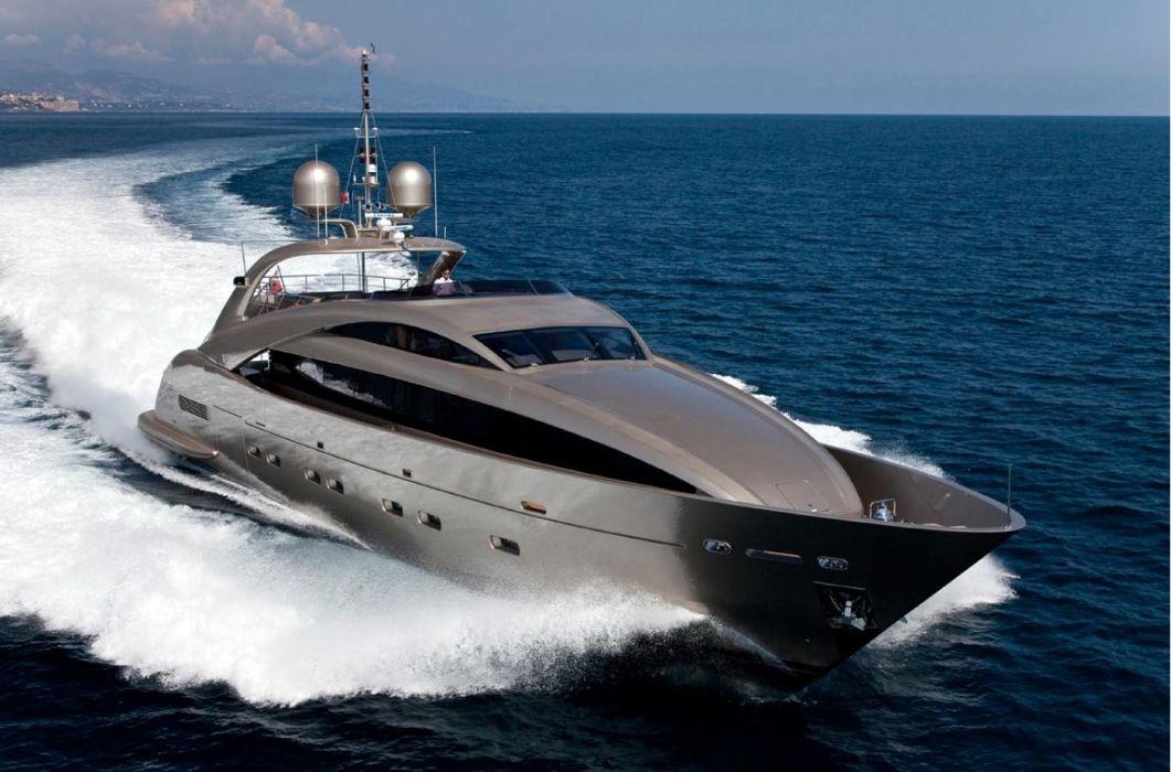 Yacht - Isa 120 (Isa Yachts)   yachts   Sport yacht, Luxury