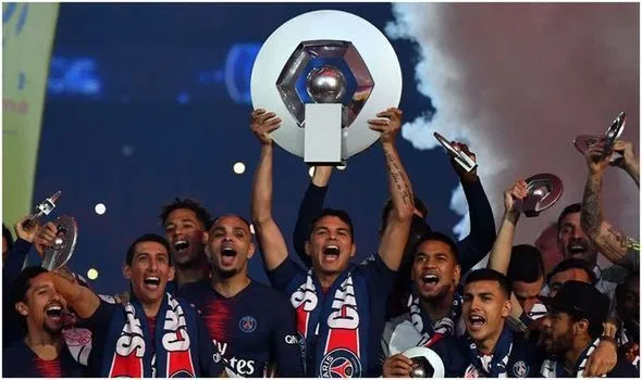 Official France declares PSG Ligue 1 champion 20192020