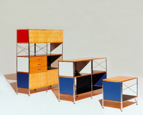 shelf for office. charles and ray eames u2013 esu the storage unit awesome for a retro office shelf h