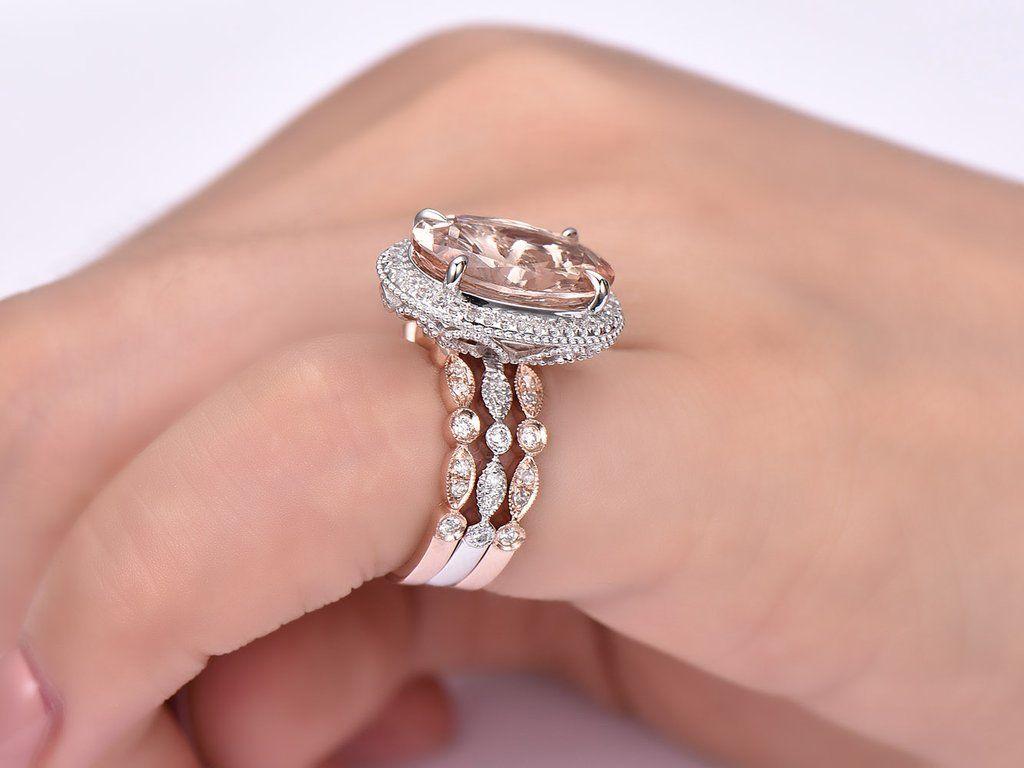 33++ Oval diamond wedding band gold info