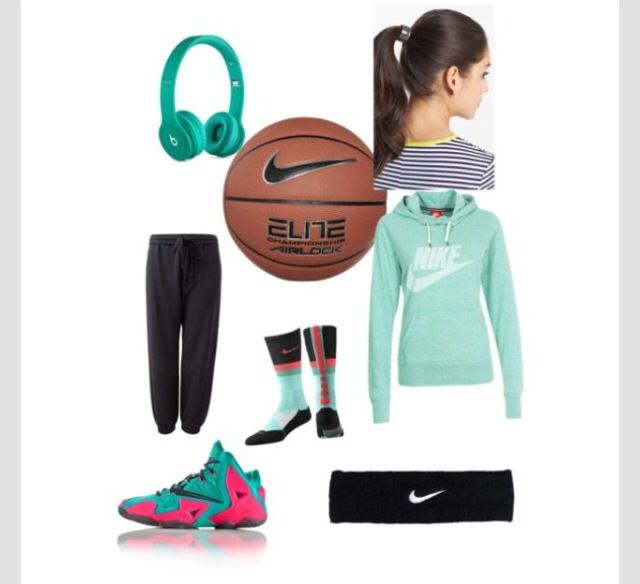 Donu0026#39;t like the beats headband and hairstyle but itu0026#39;s cute | Nike// Adidas | Pinterest | Sport ...