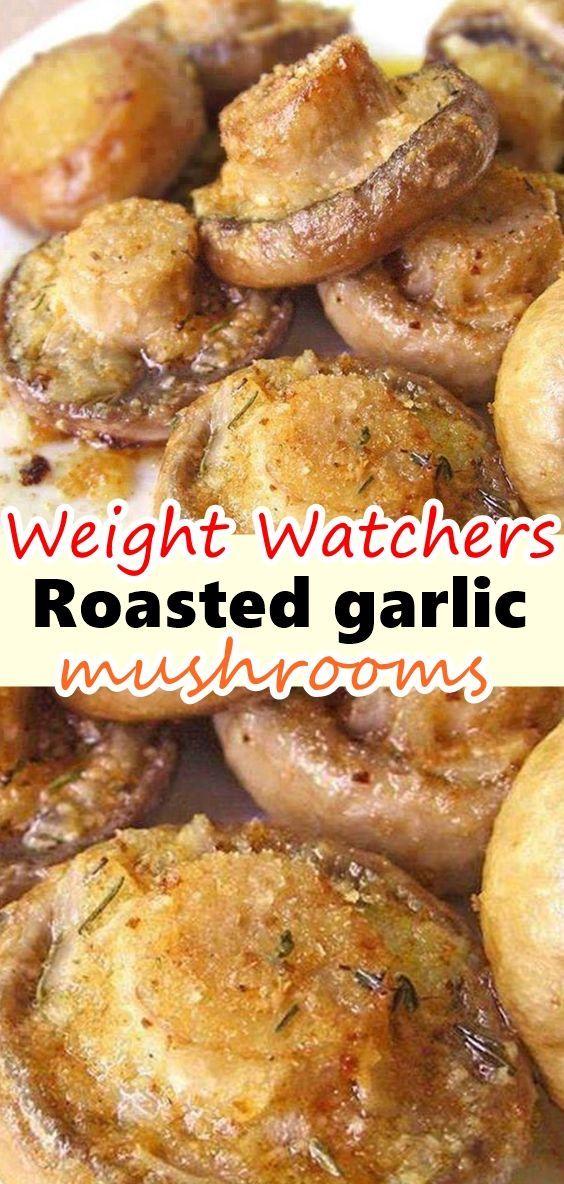Roasted garlic mushrooms – Weight Watchers Recipes garlic mushrooms – Weight Watchers Recipes R