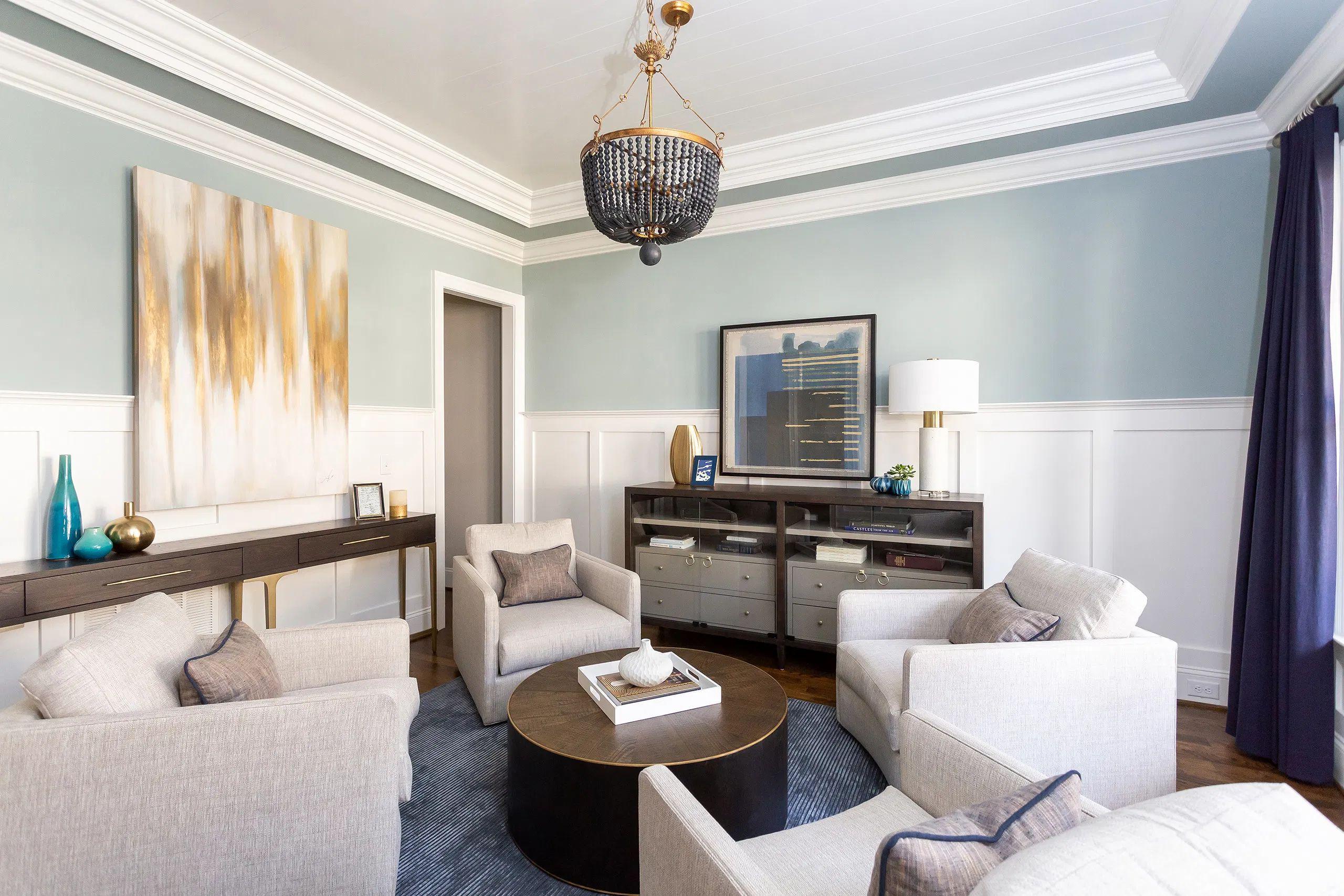 The Modern Parlor Formal Living Room Design In 2021 Formal Living Room Designs Formal Living Rooms Living Room Designs Sample living room designs
