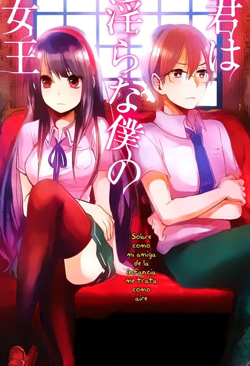 Kimi Wa Midara Na Boku No Joou Manga