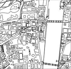 Gretchen Petersons City Maps Is An Adult Coloring Book For Urban Cartography Lovers