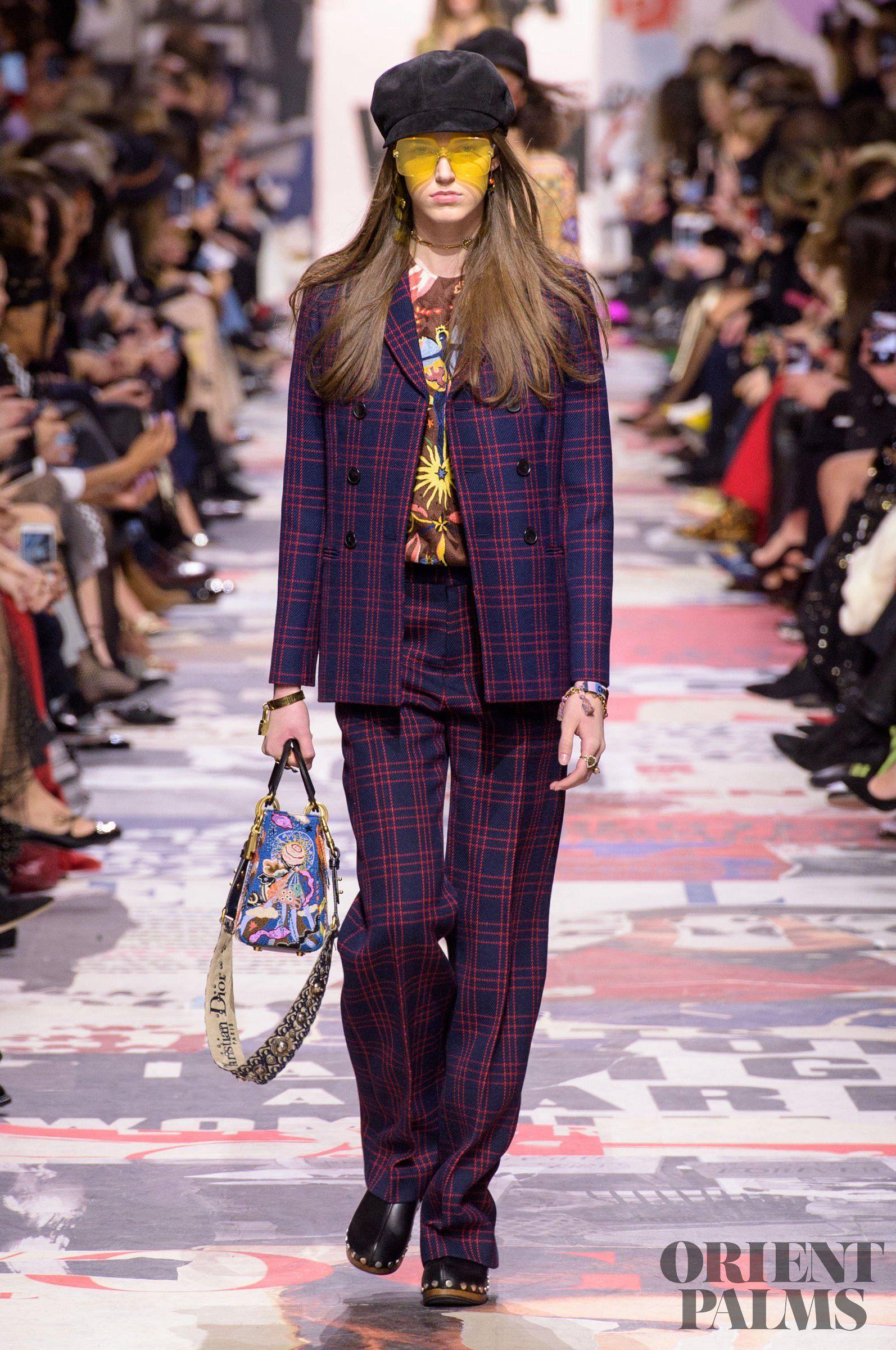 2019 Sonbahar Paris Moda Haftası