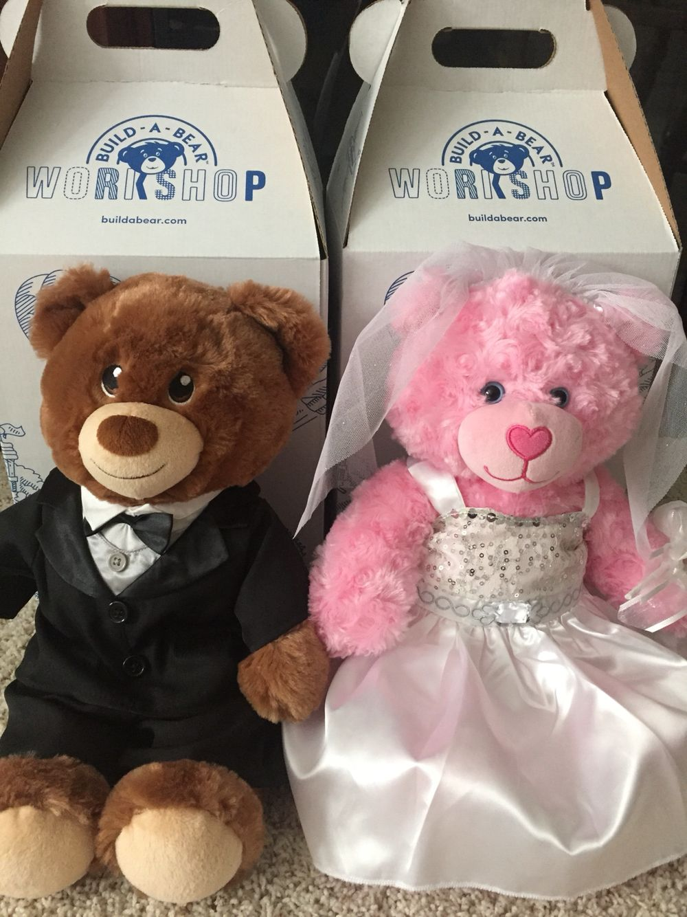 Ring Bearer And Flower Girl Proposal Idea Add In A Voice Recorded