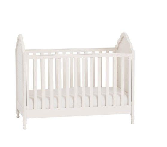 Juliette Crib Cribs Baby Cribs Convertible Pottery Barn Crib