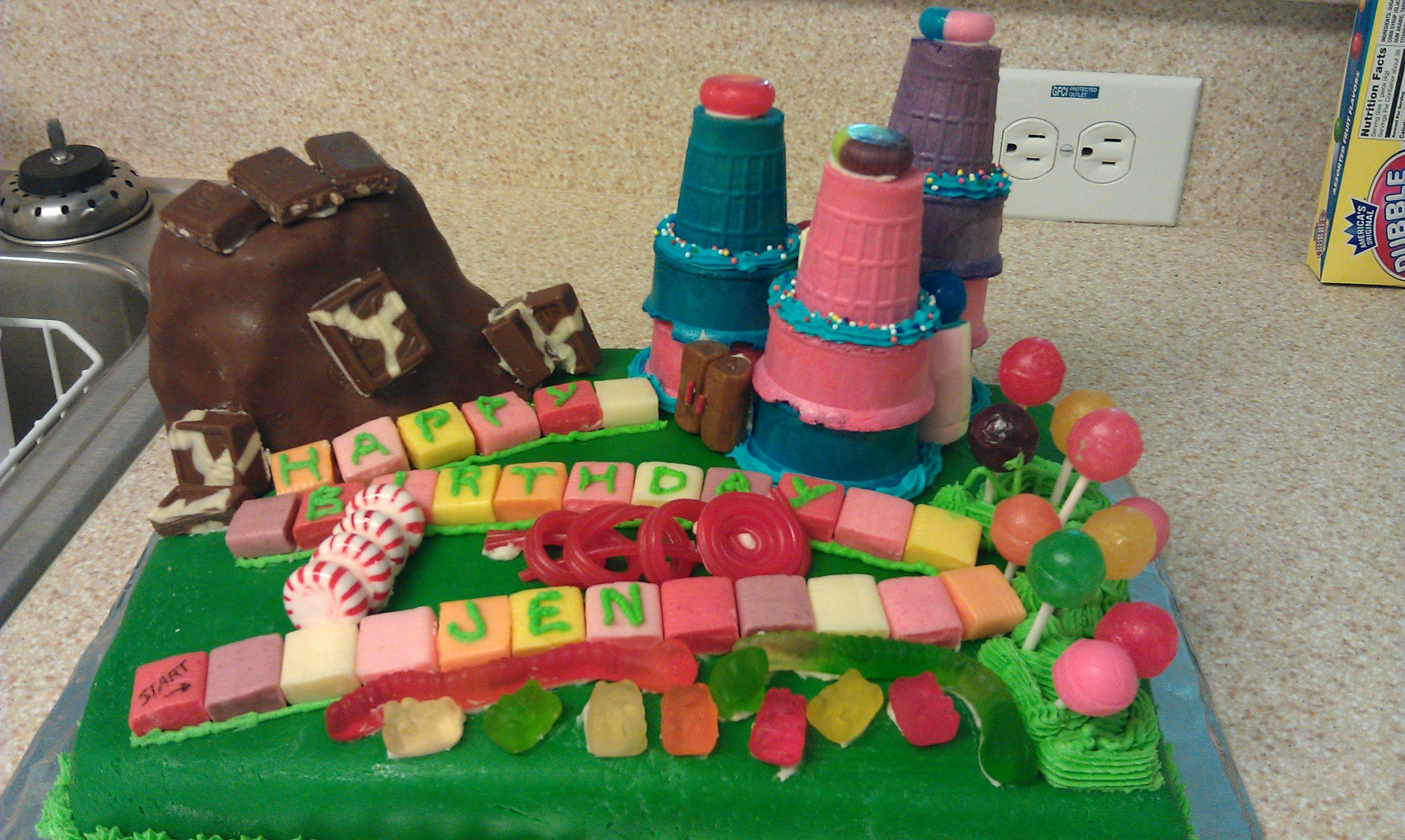 Pin by Sandi Goodrich on cakes I gotta make someday | Pinterest