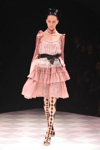 2014 S/S | motonari ono | Mercedes-Benz Fashion Week TOKYO