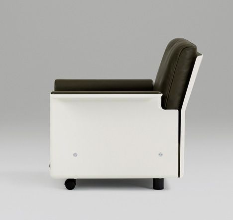 Dieter Rams 620 Chair Programme relaunched by Vitsœ