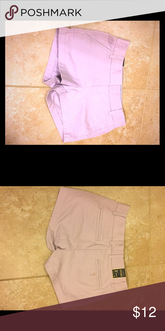 """J.Crew chino 3"""" inseam shorts Brand new with tags, never worn J. Crew Shorts"""