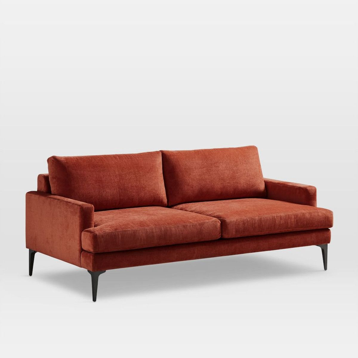 Terrific Andes Sofa 194 Cm Rust Distressed Velvet In 2019 Ocoug Best Dining Table And Chair Ideas Images Ocougorg