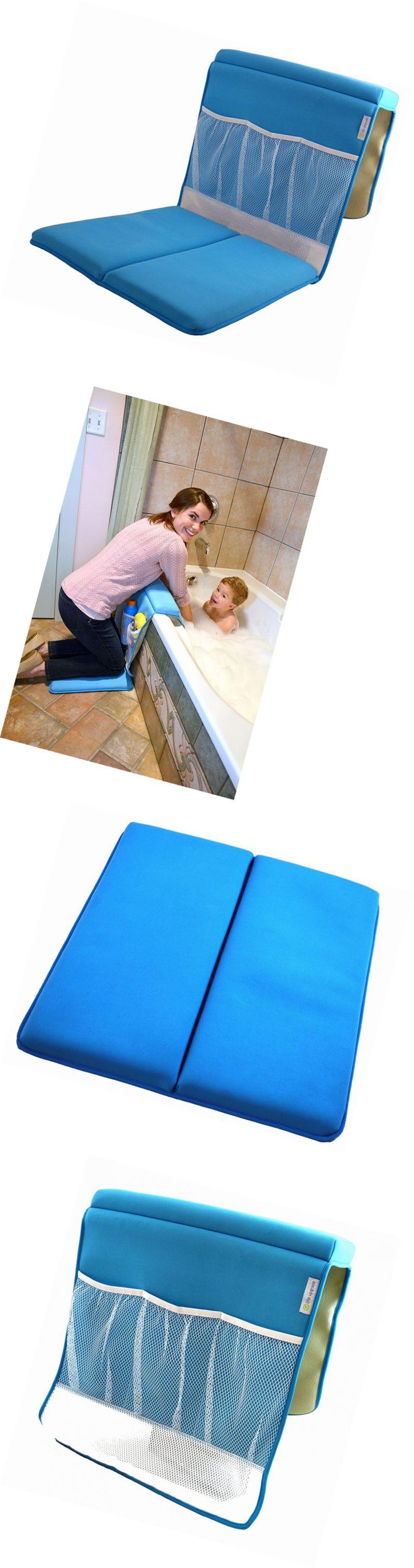 Bathing Accessories 100221: Life Upgrade Bath Kneeler In Blue ...