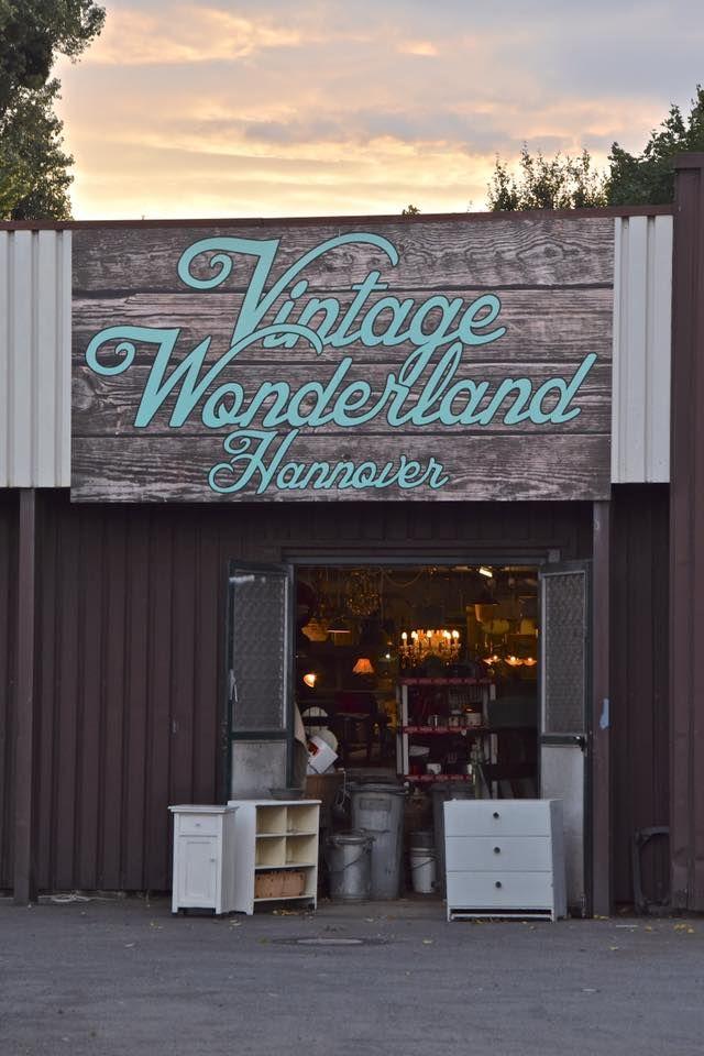 Vintage Wonderland Hannover Regelmassiger Flohmark Hannover Einkaufen