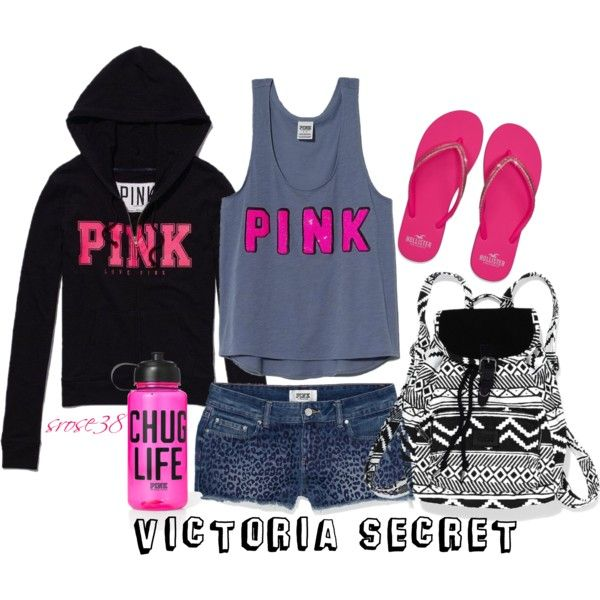 Pink clothing store