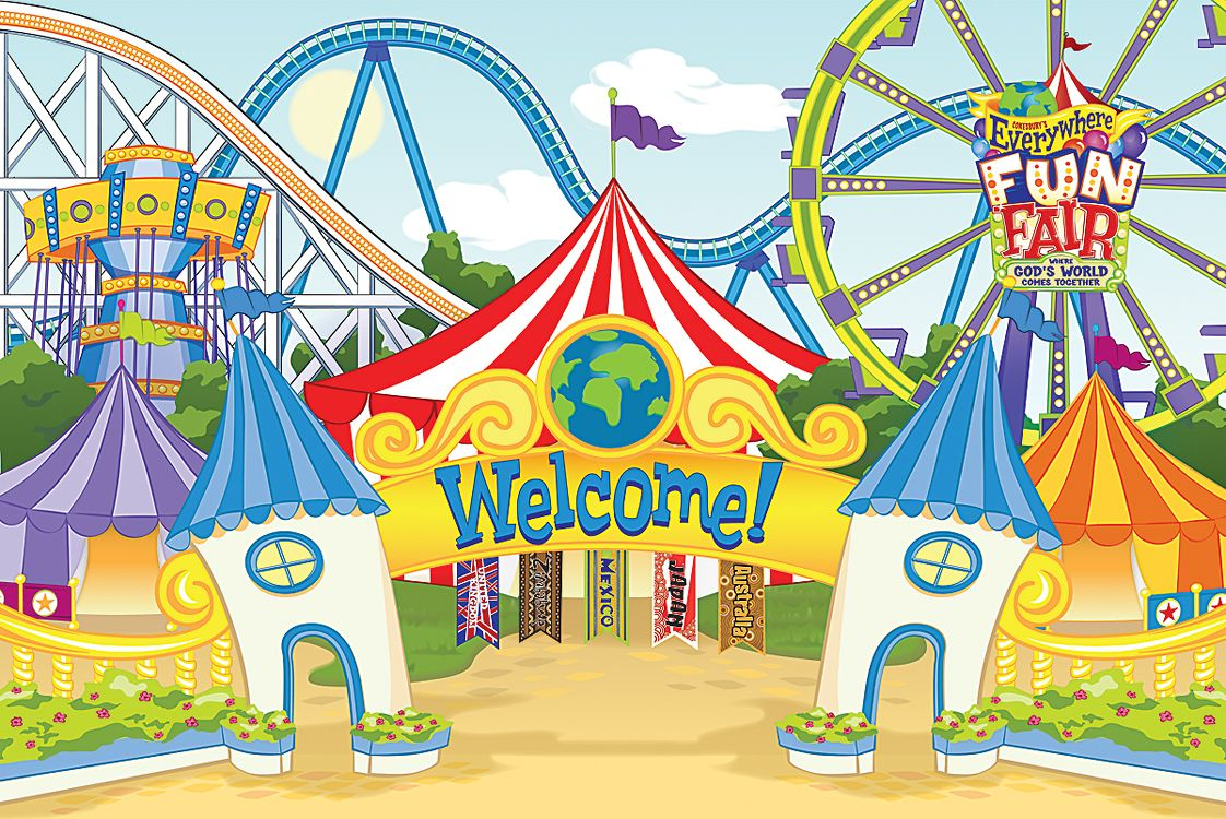 Image result for picture of a fair